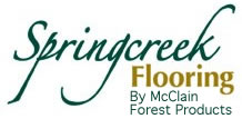 Springcreek Flooring by McClain Forest Products, LLC